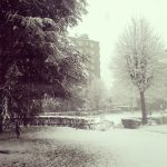 il mio quartiere versione inverno