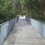 Val de Canzoi scorcio ponte di legno