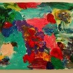 """""""Sogno a colori"""" acrilico su tela (M.F 2017)"""